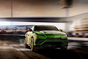 Lamborghini Urus ST X Concept 2018 4k