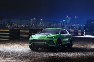 Lamborghini Urus ST X Concept 2018