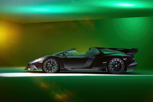 Lamborghini Veneno 2021 4k Wallpaper