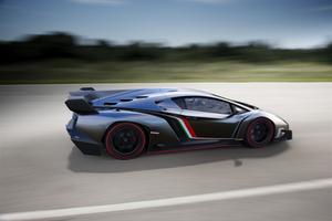 Lamborghini Veneno 5k