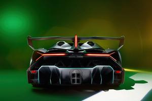Lamborghini Veneno Roadster 2021 5k