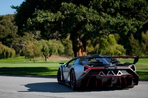 Lamborghini Veneno Supercar Wallpaper