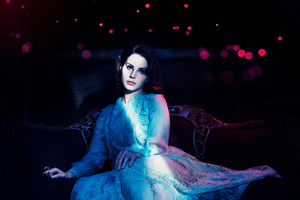 Lana Del Rey Complex Magazine Photoshoot Wallpaper