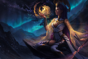 Lana Solaris Domeano Fantasy 5k Wallpaper