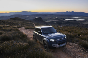 Land Rover Defender 110 D240 S Country Pack 2021 Wallpaper