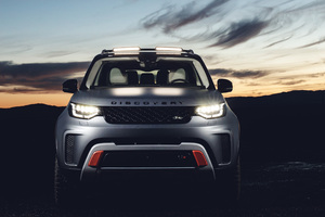 Land Rover Discovery SVX Wallpaper