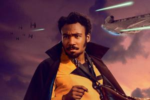 Lando Calrissian In Solo A Star Wars Story Movie 5k