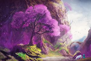 Landscape Fantasy Art