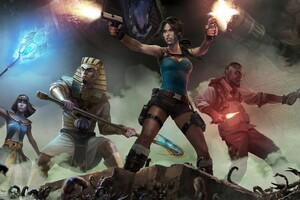Lara Croft And The Temple Of Osiris Wallpaper