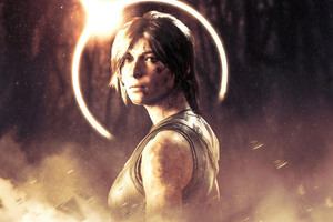 Lara Croft From Shadow Of The Tomb Raider