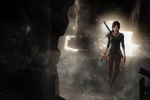 Lara Croft Game 4k Wallpaper
