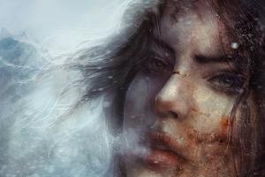Lara Croft Tomb Raider 2 Wallpaper