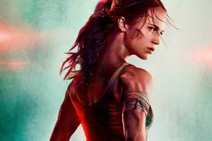 Lara Croft Tomb Raider 2018 Wallpaper
