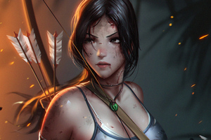 Lara Croft Tombraider Wallpaper