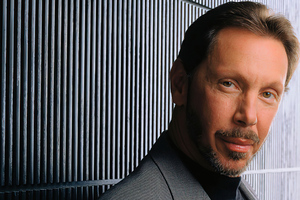 Larry Ellison Wallpaper