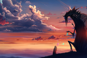 Last View Dragon Fantasy 4k