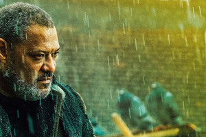 Laurence Fishburne As Bowery King In John Wick Chapter 3 Parabellum 2019 8K Wallpaper