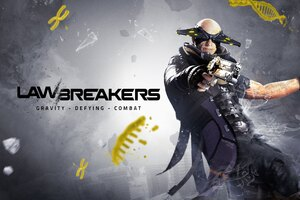 Lawbreakers 2017 4k