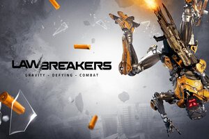 Lawbreakers 2017 Video Game