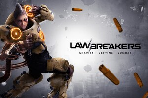 LawBreakers Game Wallpaper