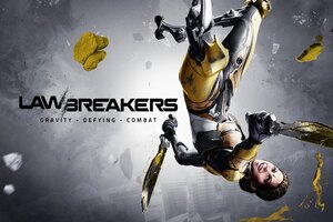 LawBreakers Wallpaper