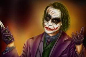 Le It Burn Joker 5k