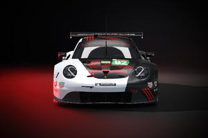 Le Mans Porsche Gte Wallpaper