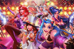League Of Legends 2020 4k Wallpaper