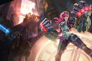League Of Legends Enhanced VI