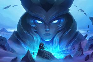 League Of Legends Eternals Key Art 4k