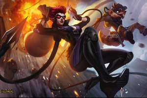 League Of Legends Evelynn