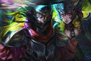 League Of Legends Fan Digital Art