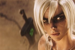 League Of Legends Riven