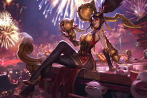 League Of Legends Splash Art