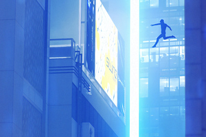 Leap Of Faith Mirrors Edge Catalyst 4k Wallpaper