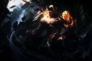 Lee Sin League Of Legends HD