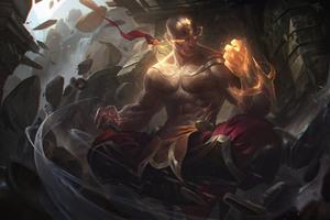 Lee Sin League Of Legends