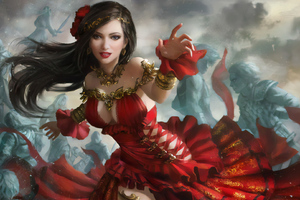 Legend Of The Cryptids Carmen