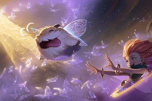 Legends Of Runeterra League Of Legends Wild Rift 8k Wallpaper