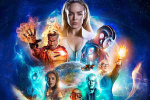 Legends Of Tomorrow 2017 Wallpaper