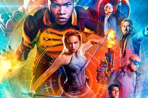 Legends Of Tomorrow Season 2 HD Wallpaper