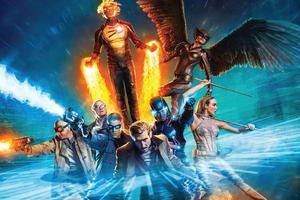 Legends Of Tomorrow Season 6 Wallpaper