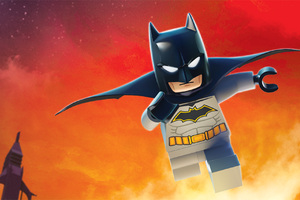 Lego Batman New Wallpaper