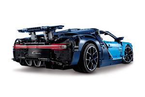 Lego Bugatti Chiron Sport 8k Car