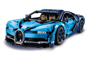 Lego Bugatti Chiron Sport 8k