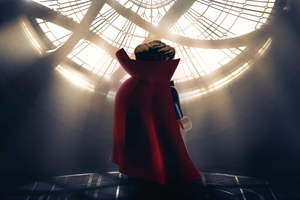 Lego Doctor Strange Wallpaper