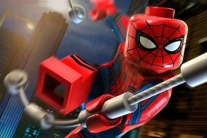 Lego Spiderman Homecoming