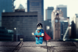 Lego Superman Hero