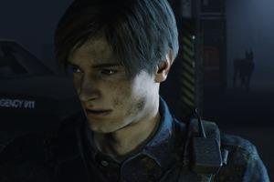 Leon Kennedy Resident Evil 2 2019 4k