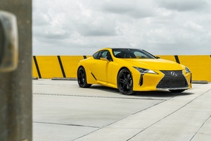 Lexus Lc 500 8k Wallpaper